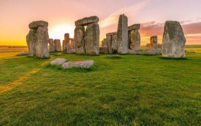 Heilende Energien von Stonehenge